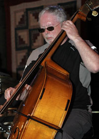 Clyde Reed on Jazz Bass